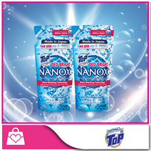 [Top] NANOX Ultra Concentrated Liquid Detergent (Anti-Bacterial / Deo Bright) Refill 360g