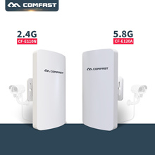 wholesale 1-3KM Long Range Comfast Mini Access Points WIFI Outdoor Wireless Repeater CPE WIFI Extend