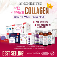 2MTH SUPPLY 💎MixnMatch COLLAGEN💎| Diamond/Diamond Nite//Prowhite/Collagen Men/BG 32s+32s
