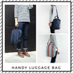 Korean Handy Luggage Bag**Free Shipping** Travel Fashion Trend
