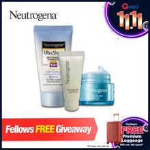 Neutrogena Sunblock / Fine Fairness Gel Cream / Hydroboost Water Gel