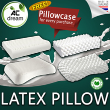 ★★ 100% Natural Latex Pillows ★★