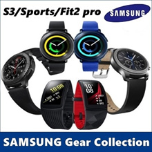 SAMSUNG Gear Collection ★ Gear Fit 2 Pro / Gear Sport / Gear S3 ★ Smart Watch / GPS
