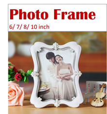 ★6 7 8 10 Inch Photo Frame★Interior Decoration Photo Frame★Photo frame★Christmas Gift★Valentine's Day Gift