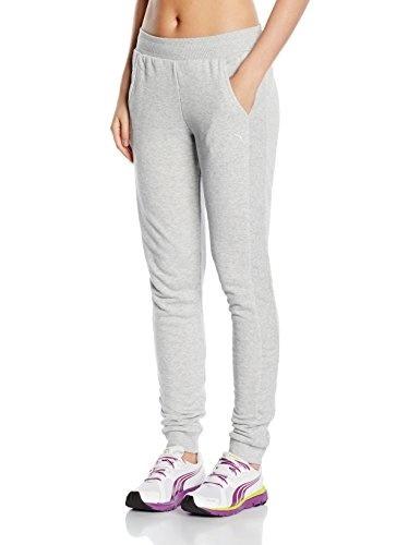 Qoo10 [runcity] PUMA Damen Hose Style P Slim Sweat Pants