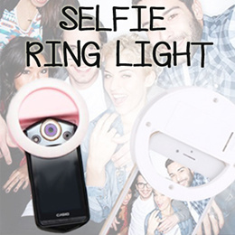 ★ SELFIE RING LIGHT ★