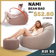 BEANBAGS! Sofa Premium Bean Bag Chair Soft Cushioning Bedding / Floor Chairs/ Cushions
