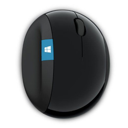 Microsoft Sculpt Ergonomic Mouse Wireless Usb For Windows Mac OS X Android