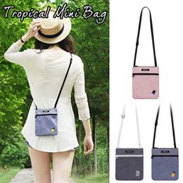 [100% Authentic] ANTENNA SHOP Tropical Mini Bag - women shoulder bag canvas bags travel bag