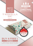 【BUY 4 FREE 1 Box 7 Sachets Sample Box】Upgraded version Tremella Dx+ Premium Japan Nite Enzyme Drink