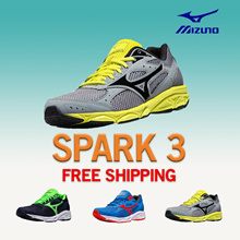 ★Mizuno★ SPARK 3 / Authentic Running Sports Shoes Sneakers Training Fitness Free shipping