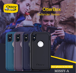 Otter anti-fall case for iphone X XS XR XS Max