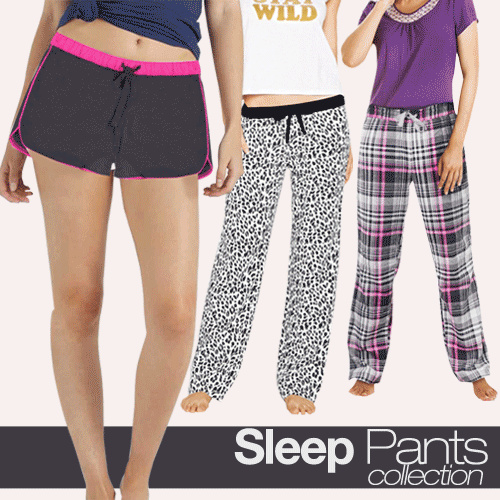 Pajamas Pants For Woman Deals for only Rp15.000 instead of Rp34.884
