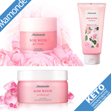 [Mamonde]Rose Water Soothing Gel/Gel cream/moisture/ dry and exhausted skin