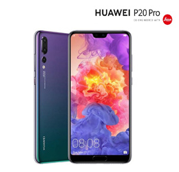 (Buy at RM 2825 with RM 250 coupon discount ) Huawei P20 Pro (Twilight) Dual Sim 128GB LTE ( MY Set - 1 Year Huawei Local Warranty (Sealed Box)