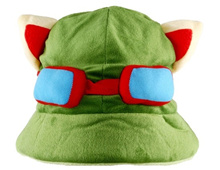 League of Legends Teemo Hat