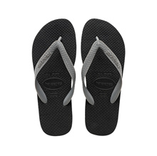 Havaianas Color Mix 6328 (Black/Steel Grey) [Unisex]