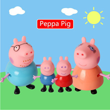 Peppa Pig Figurines / Cake Toppers