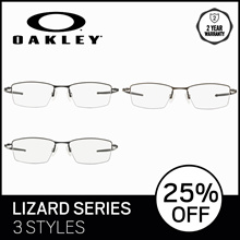 [25% off] Oakley Eyeglasses Lizard OX5113 - Size 54 - 3 Colours Available.