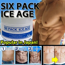 ★No. 1 DIET GEL★ Japan Six Pack Ice Age Gel☆ DIET GEL FOR BODIES! Volume up 200 g version! !