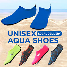 Unisex Aqua Shoes / Skin Shoes / Swimming Shoes / Sport / Water / Local Delivery / Promotion