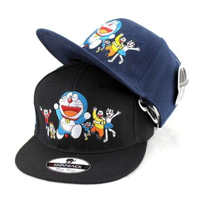 57dde1018dc80 Kawaii Cartoon Doraemon Women Baseball Snapback Cap Bone Gorra Hip Hop Surf  Skate Viseras USA
