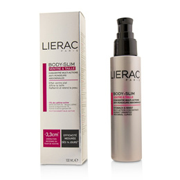 Lierac Body-Slim Multi-Action Concentrate Against Unwanted Abdominal Curves For Stomach Waist 100ml/