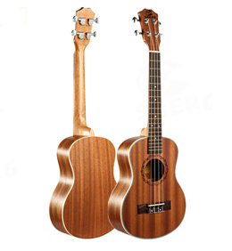 High Quality wood Sapele Ukelele 21/23/26 inch guitar Acoustic Ukulele 15 Fret 4 Strings Stringed Musical Instrument