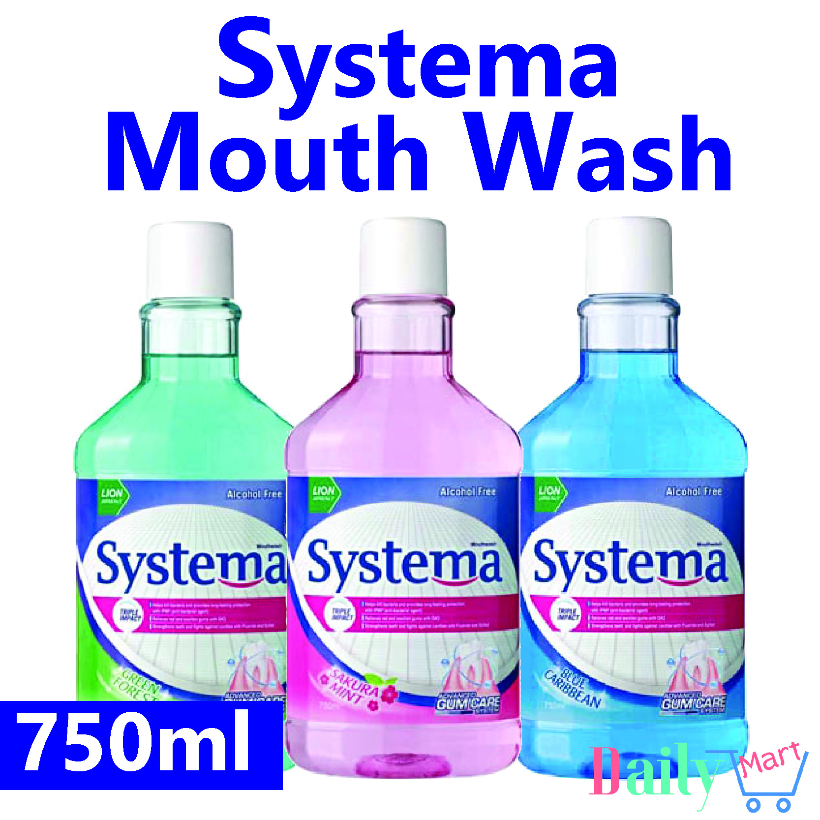 Qoo10 Systema Mouth Wash Household Bedding Toothbrush Power Clean Regular Fit To Viewer