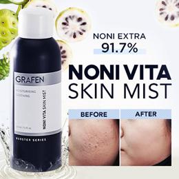 [GRAFEN] 💚Noni Vita Skin Mist 210ml / Soothing care Toner / Moisture /Mist type