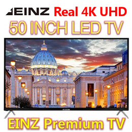 EINZ 50inch UHD LED TV