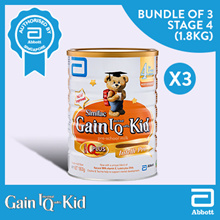 SIMILAC GAIN KID Stage 4 - 1.8KG Bundle of 3