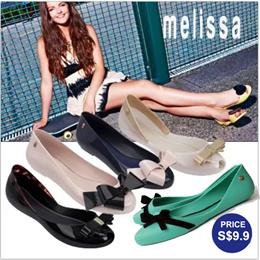 ♥ Jun 1 2018♥ NEW ARRIVAL!! / Best Price S$9.9♥MELISSA♥ / Women Shoes / Sandals