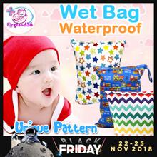 ACC1:Restock 21/11/2018 Waterproof diaper Wet Bag/swimming bag/diaper/zipper/gym/wet bag/wetbag