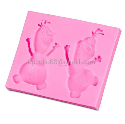 3D silicone fondant flowers die sugar art tool cartoon DIY cake decorating  tools CD-F165