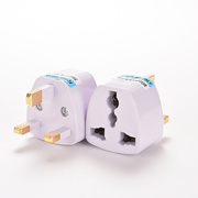 Universal AU US EU to GB UK AC Power Plug Travel Adaptor Outlet Converter Socket The best regards.