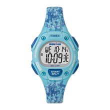 TIMEX IRONMAN CLASSIC	30 ANALOG TW5M16200 BLUE UNISEX WATCH
