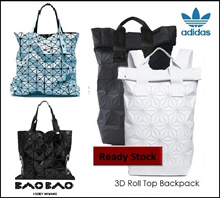 Original Issey-Miyake 3D Roll Top Backpack and BaoBao Tote Bag (Comes with Original RECEIPT)