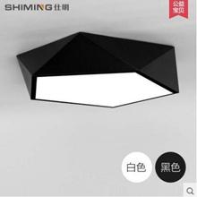 LED ceiling lamp bedroom lamp simple modern living room lights