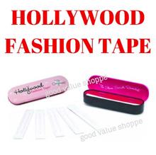 [SG] Original Hollywood Fashion Secrets Fashion Tape in Beautiful Tin. Secure Clothes. USA