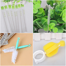 [TWL] Baby Slim Straw Brush Cleaner Water Bottle Tit Brush Baby Bottles Sippy Cups