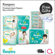 [PnG] [RESTOCK] FREE SHIPPING Baby Dry Diapers Pants / Diapers / Premium Care Diapers From Japan