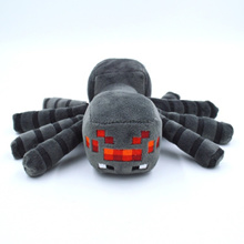 Cute Minecraft Animal Patterns Plush Soft Toy Stuffed Doll Kids Gift Spider