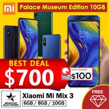 [GROUPBUY]Xiaomi Mi Mix 3 6.39 Inch 4G LTE Snapdragon 845 8GB 256GB 12.0