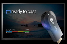[100% ORIGINAL] (Grand Opening Promotion! Ready Stock Get it tomorrow)  ChromeCast by GoogleOnlineStreaming Netflix/YouTube/HBO/  GOHuluPlus/GooglePlay/Movies/Music/Chrome