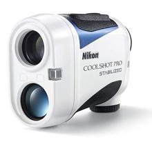 Nikon COOLSHOT Pro exclusive Stabilized Golf Laser Rangefinder slope new