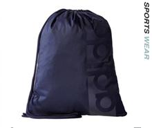 Adi das Linear Performance Gym Bag - Navy BR512