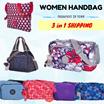 【BUY 3 IN 1 SHIPPING】Women Bag /Backpack /Handbag /tote / Sling bag