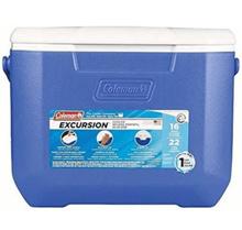 Coleman Insulated Cooler Box -16Qt Excursion (Blue)