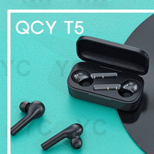 QCY T5 Bluetooth earphone fourth generation spot / enough stock